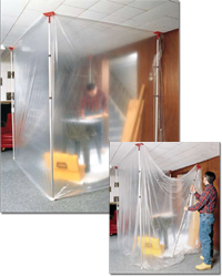 DUST CONTAINMENT BARRIER SYSTEMS - NIKRO INDUSTRIES, INC.