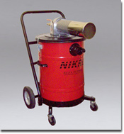 NIKRO AHD15150 - Painted Steel Pneumatic Vacuums/ Compressed Air Powered Vacuums - Pneumatic Vacuums/ Compressed Air Powered Vacuums 