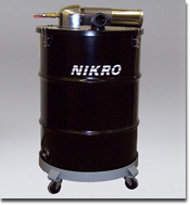 NIKRO AHD55225 - Painted Steel Pneumatic Vacuums/ Compressed Air Powered Vacuums - Pneumatic Vacuums/ Compressed Air Powered Vacuums 