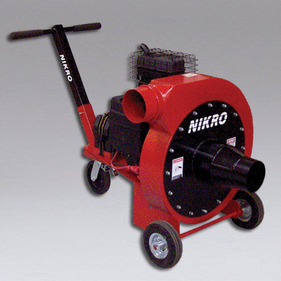 18INSULPK - 18 HP Insulation Removal Package - NIKRO Industries, Inc.
