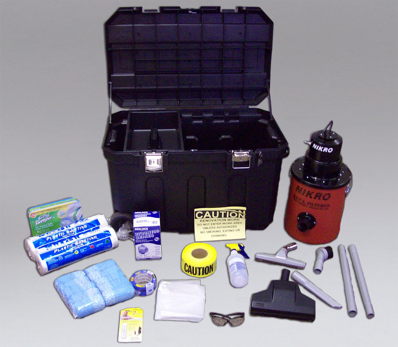 Compliance Kit #1 - RRP Compliance Kit #1 - NIKRO Industries, Inc.