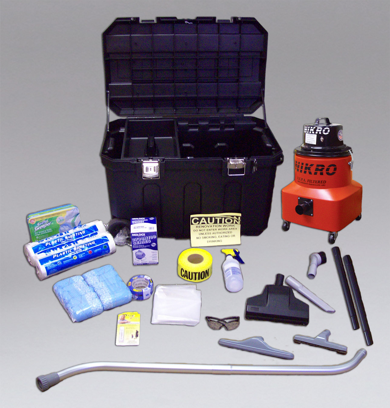 Compliance Kit #2 - RRP Compliance Kit #2 - NIKRO Industries, Inc.