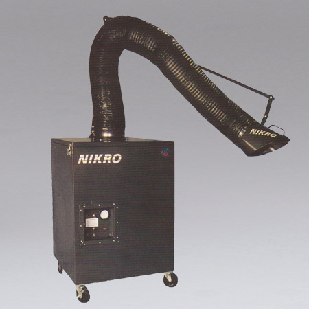 NIKRO AP1700 - FUME & DUST EXTRACTION EQUIPMENT - Smoke Dust and Fume Extraction