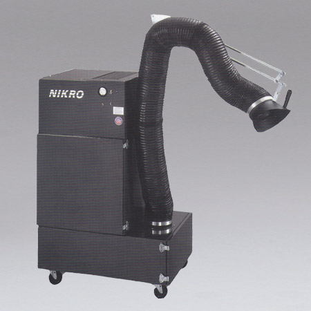 AP2000 - FUME & DUST EXTRACTION EQUIPMENT - NIKRO Industries, Inc.