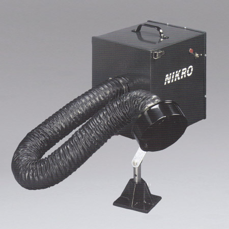NIKRO MO250 - PORTABLE AIR CLEANING SYSTEM - Smoke Dust and Fume Extraction
