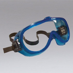 NIKRO 860777 - IMPACT AND CHEMICAL RESISTANT SAFETY GOGGLES - Mold-Flood Remediation Equipment 