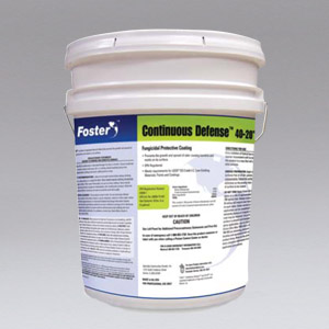 860420 - FOSTER 40-20 ANTIMICROBIAL COATING  - NIKRO Industries, Inc.