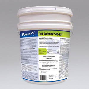 NIKRO 861708 - FOSTER 40-25 FULL DEFENSE - Mold-Flood Remediation Equipment 