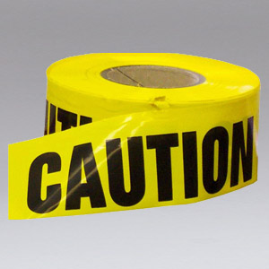 861982 - CAUTION TAPE - NIKRO Industries, Inc.