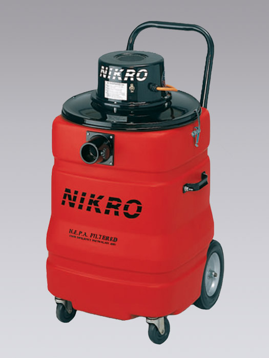 NIKRO PD15110 - 15 Gallon HEPA Vacuum (Dry) - H.E.P.A. Filtered Vacuums