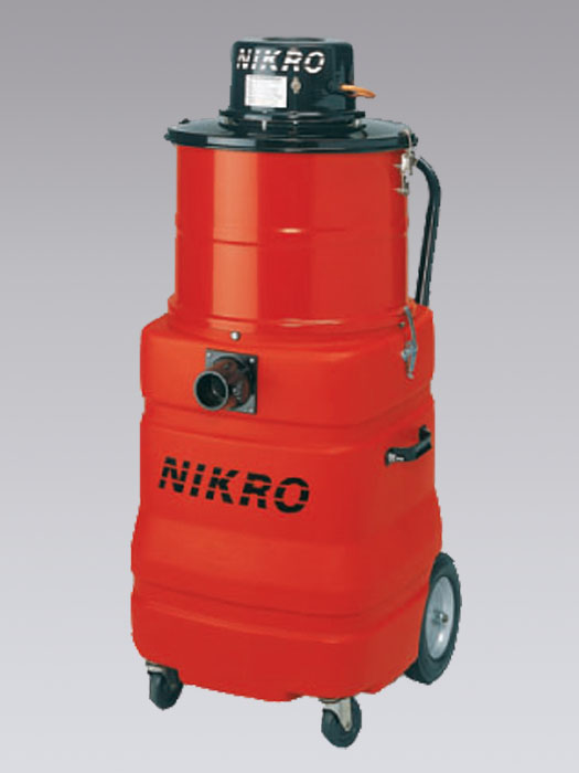 NIKRO PW15110 - 15 Gallon HEPA Vacuum (Wet/Dry) - H.E.P.A. Filtered Vacuums