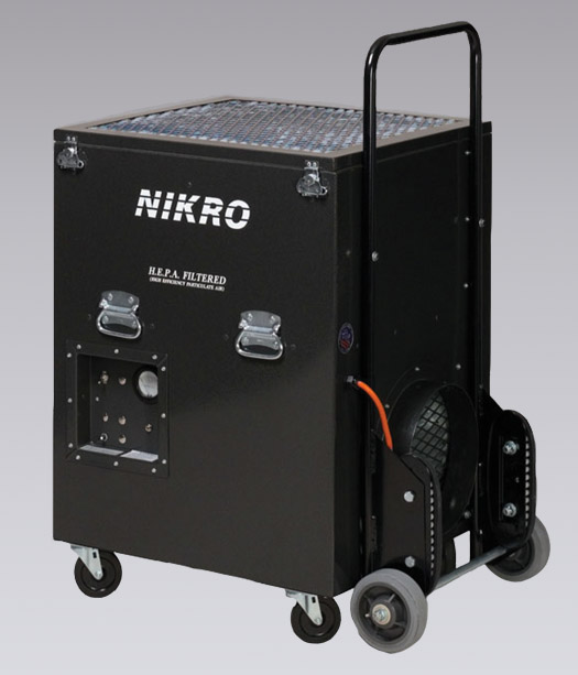 NIKRO PA2005 - UPRIGHT AIR SCRUBBER - Air Scrubbers / Negative Air Machines