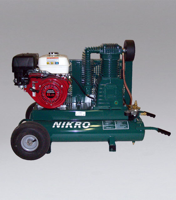 Air Compressors - NIKRO INDUSTRIES, INC.