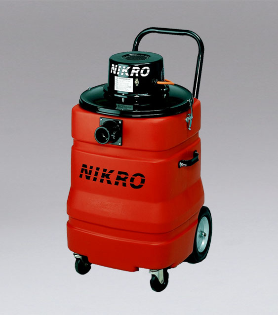 H.E.P.A. Vacuums - NIKRO INDUSTRIES, INC.