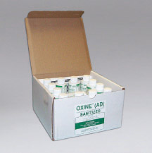 860157 - OXINE (AD) AIR DUCT SANITIZER  - NIKRO Industries, Inc.