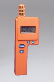 861213 - HT-3000 THERMOHYGROMETER  WITH GPP  - NIKRO Industries, Inc.