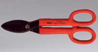 NIKRO 860847 - Wiss Metal Cutting Snips - Air Duct Cleaning Equipment & Supplies 
