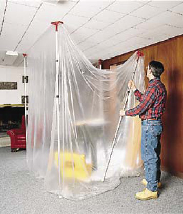 Containment and Dust Barriers - NIKRO Industries, Inc.