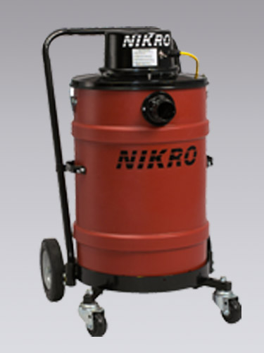 NIKRO WC20110 - 20 GALLON WET/DRY VACUUM - Commercial Industrial Vacuums (Without H.E.P.A. Filters)