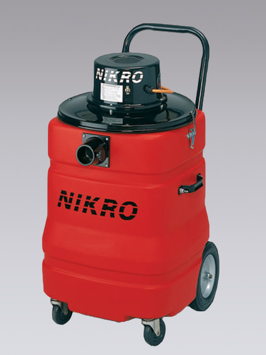 NIKRO WC15110 - 15 GALLON WET/DRY VACUUM - Commercial Industrial Vacuums (Without H.E.P.A. Filters)