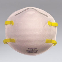 NIKRO 860780 - DUSTMASKS - Mold-Flood Remediation Equipment 