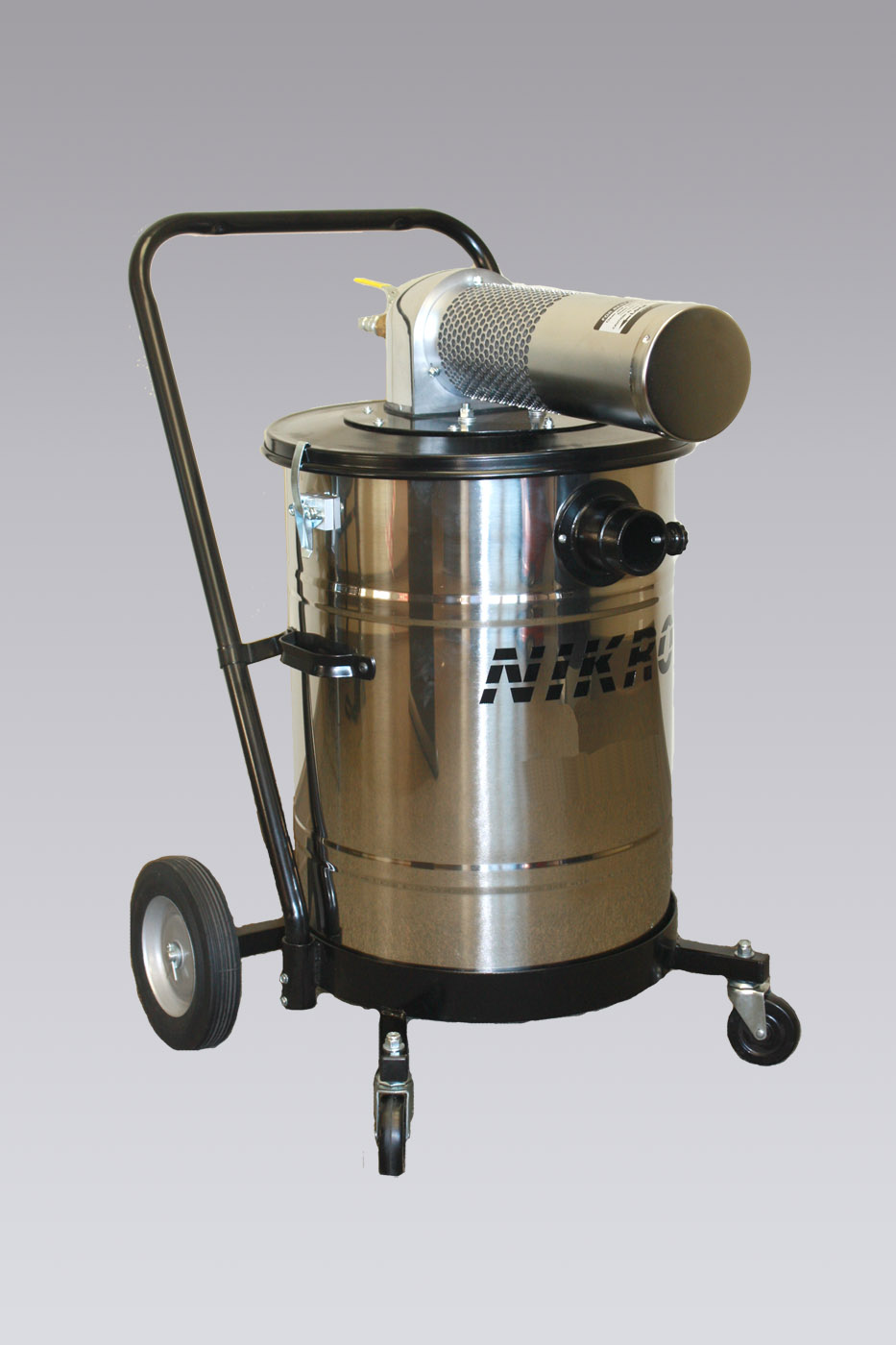 AWS15150 - Stainless Steel Pneumatic Vacuums/ Compressed Air Powered Vacuums - NIKRO Industries, Inc.