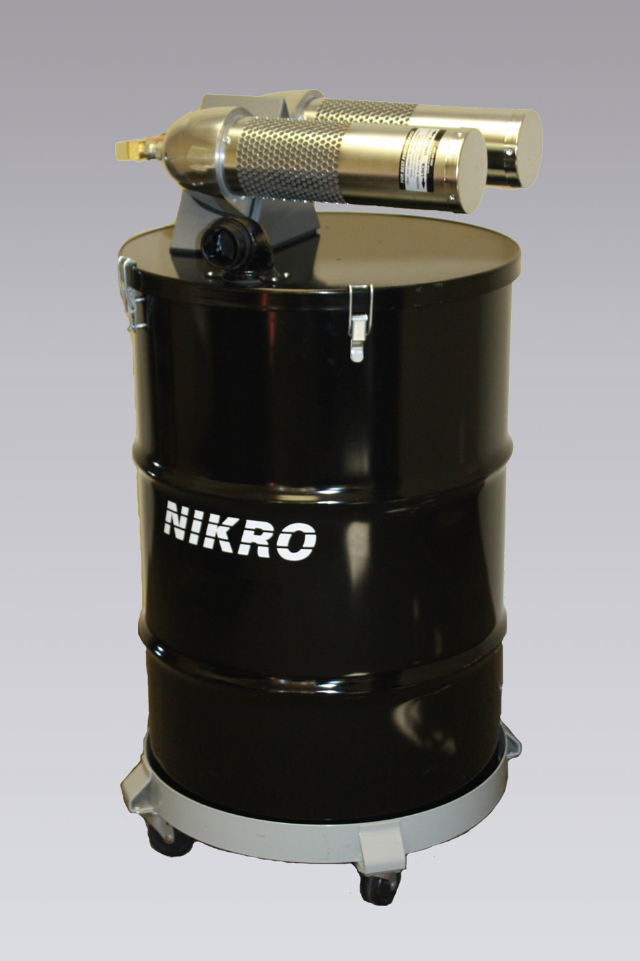 NIKRO AWP55TWN - Painted Steel Pneumatic Vacuums/ Compressed Air Powered Vacuums - Pneumatic Vacuums/ Compressed Air Powered Vacuums 