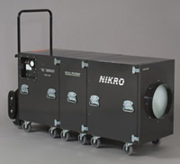 NIKRO SL4000 - Air Duct Cleaning System (Dual Motor) - Air Duct Cleaning Equipment & Supplies 