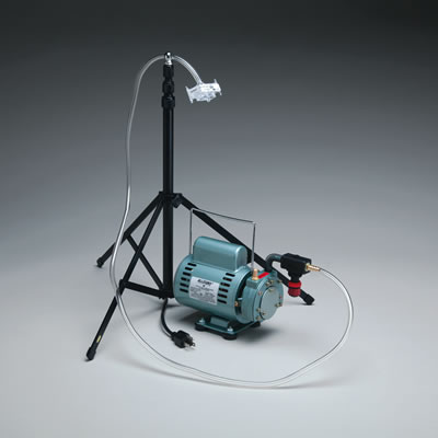 862142 - AIR SAMPLING PUMP WITH STAND     - NIKRO Industries, Inc.