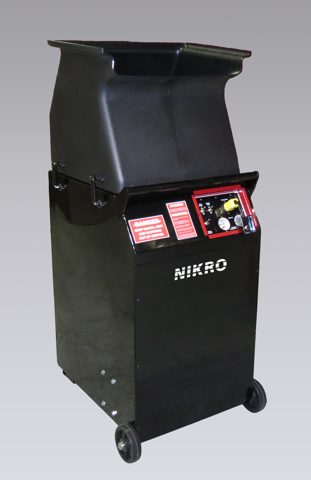 NIKRO IBPKG1 - Insulation Blowing Package - Insulation Blowing Machine 