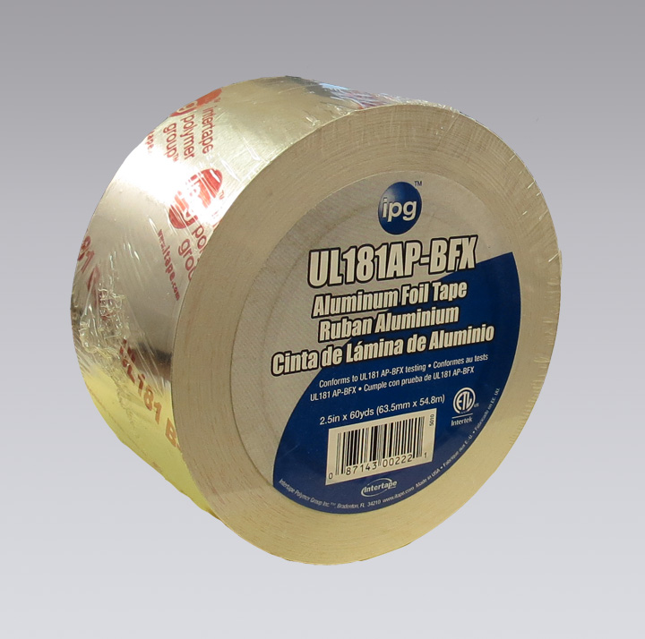 NIKRO 862245 - UL 181A Foil Tape - Air Duct Cleaning Equipment & Supplies 