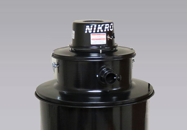 860240DV - 55 Gallon Drum Adapter Kit (Dry) - NIKRO Industries, Inc.