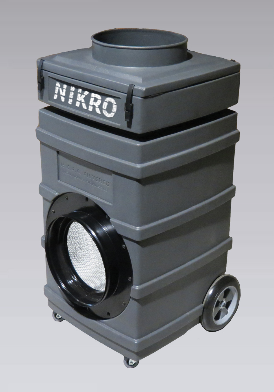 Portable Air Scrubbers - NIKRO INDUSTRIES, INC.
