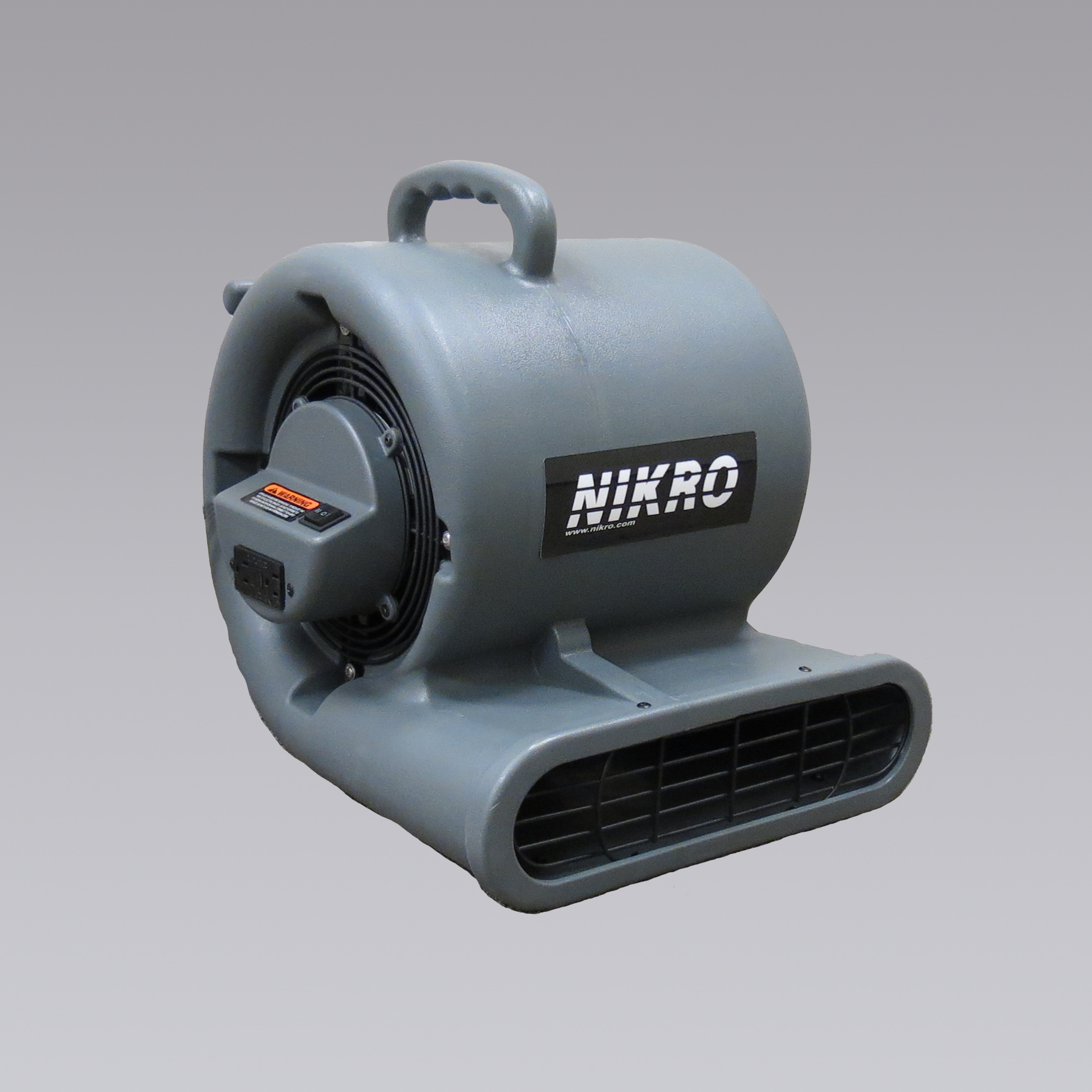 Air Movers and Axial Fans - NIKRO INDUSTRIES, INC.