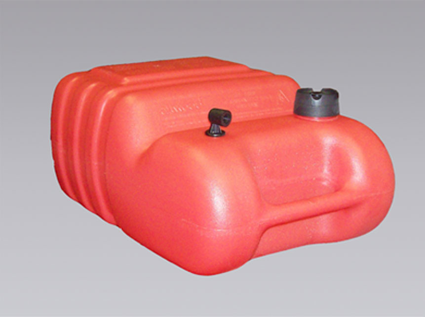 NIKRO 860464 - Fuel Tank with Coupler - Air Duct Cleaning Equipment & Supplies 