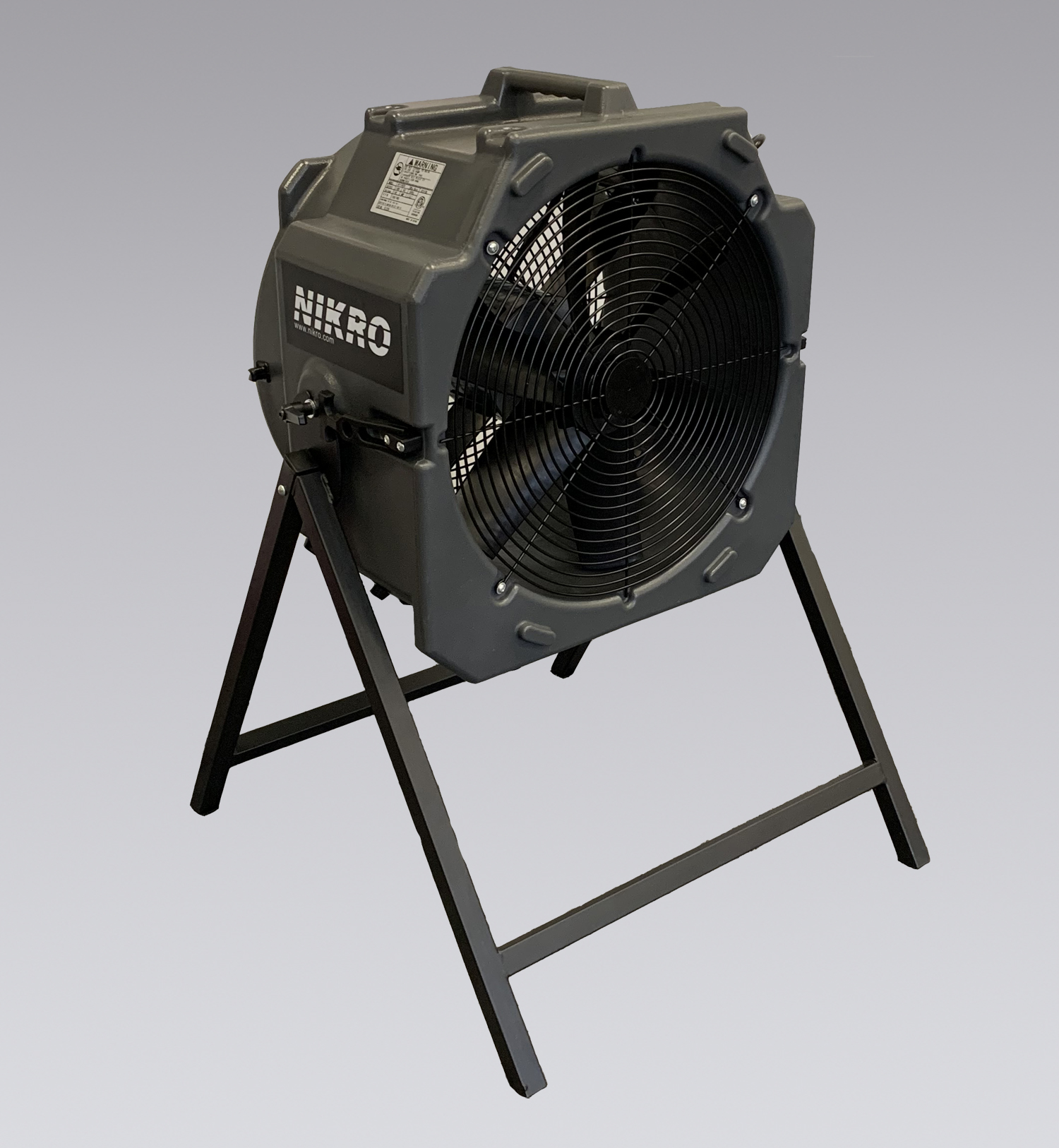 NIKRO 862352 - Axial Fan Stand - Mold-Flood Remediation Equipment 